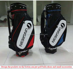 2014 Hot Sale Golf Bag With wheels From Factory