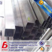 Tubo cuadrado de hierro china ISO9001