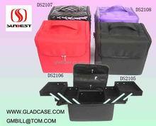 Fashion makeup train case , makeup case , makeup bag DS2105