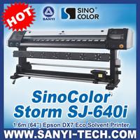 1.6M DX7 Plotter De Impresion with Epson DX7 Head, SinoColor SJ-640i