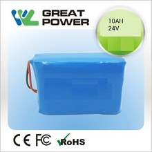 lithium 12v 30ah LiFePO4 battery pack for power system