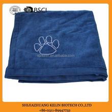 china wholesale custom super soft quick dry microfiber pet towel