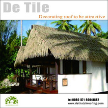 construction durable building material Synthetic Thatch Roofing