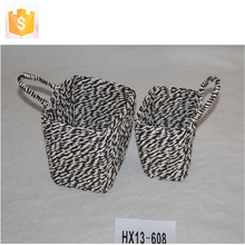 Fashion Popular Sell Well Colorful Paper Woven Hand Bag