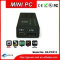 2013 novo núcleo rk3066 mini-PC 1.6GHz dobre con Bluetooth (GX-PCR13)