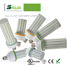 cUL UL TUV CE ROHS led corn cob bulb 100lm/w smart representitive energy saving lighting factory price