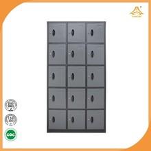 15 porta in acciaio armadio armadio pistola con il prezzo competitivo longbao luoyang