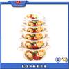 European Market best selling products 5pcs enamel cast iron cookware