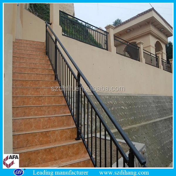 2015 Manufactures Outdoor Cheap Wrought Iron Handrail For Sale Buy Handrail