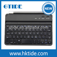 Gtide KB656 Aluminum for mini ipad case with blue tooth keyboard