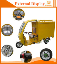 specialized e rickshaw for 6 passenger with open body