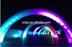 Event decoration inflatable,cheap inflatable arch for sale,led arch