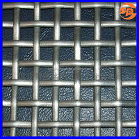 alibaba china 304 stainless steel concrete crimped wire mesh