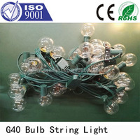 2015 made in china High Quality Customized LED Fairy Light Factory Wholesale LED Globe String Lights