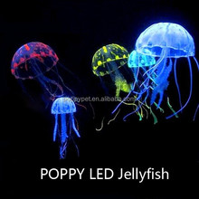 POPPY Dia 10 cm Artificial Jellyfish aquarium decorations