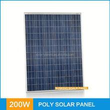 OEM/ODM polycrystalline pv solar panel