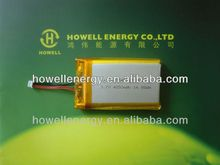 OEM Factory long life 3.7v 4000mAh Lithium Polymer Battery Special for Tablet PC MID DVD