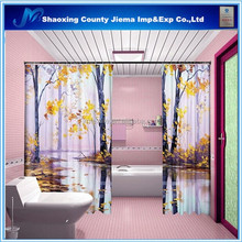 3DP CUR084 Polyester Window Print Curtain for Home Decoration Best 3d Printed Curtain
