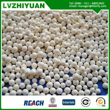 3-5mm,4-6mm Activated Alumina catalytic support ,Used as Desiccant ,Fluoride adsorbent