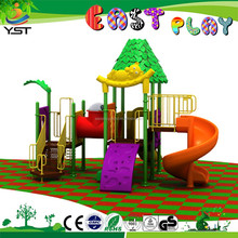 outdoor plastic playset for kids outdoor playground outside playground structure