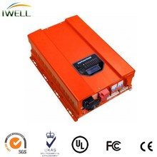 IWELL brand Innovative best quality economical solar power inverter with charger 220v