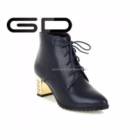 fashionable safety boots for women women high heel boots blue jeans high heel women boots
