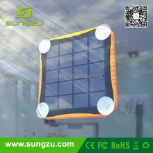 solar energy car solar battery charger or solar mobile phone charger for android tablet hot new products for 2015