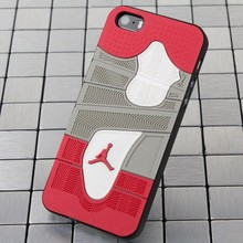 For IPHONE 5 5S Jordan case For iphone 4 4S