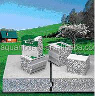 Precast affordable house walls panel company of EPS Cement Sandwich Panel