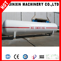 Hottest-Selling 10CBM ISO LPG storage tank/ propane gas tank using for lpg filling station