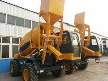 mobili in cemento autobetoniera pompa 270 gradi ruotare