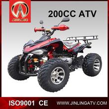 Jinling atv JLA-13-09 GY6 loncin 150cc chain drive automatic quad atv cheap for sale
