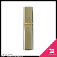 Rome empire plain basic look gold empty 8ml perfume essence bottles