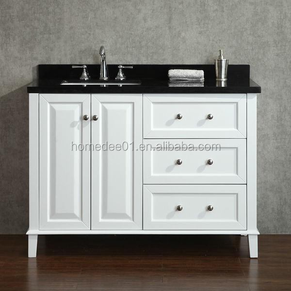 Modern Style American Bathroom Vanities Bathroom Cabinet For Luxury Bathroom