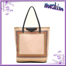 2015 direct factory hot-selling customised genuine leather names bags hong kong