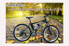Cheap chopper electric bike for sale A6