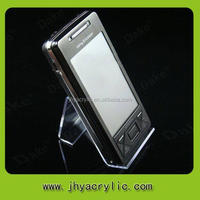 Top quality best-Selling mobile phone rack/glass store mobile phone display showcase