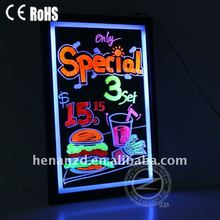 LED Neon Road Signboard For 2012