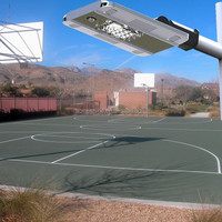Integrated Solar Street Light For Outdoor Court,Farm Use,Waterproof IP65