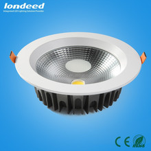 Excellent quality COB ceiling recessed installation 4000k 8 inch led light for home decorative lighting