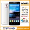 "Support Fingerprint Unlock M3000+ 5"" 5 inch FDD LTE 4G octa Core android 2GB Ram 4G LTE smartphone"