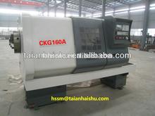 Roscado máquinas CKG160A CNC rosca de tubo máquina del torno para trabajar metales