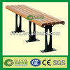 Park Waterproof Composite WPC Bench/Chairs