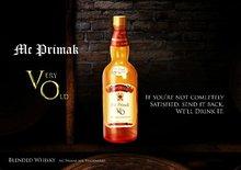 MC Primak Very Old Whisky