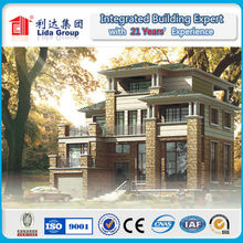 Good Looking new design 20'ft Villa Type Container House and Prefabricated Villa