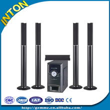 active subwoofer 5.1/speakers subwoofer with usb sd remote tv by home theater