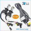 Competitive price h4-3 hid xenon lamp 35w 55W