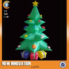 Top Christmas Tree Outdoor Inflatable Christmas Tree