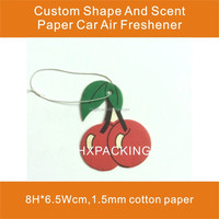 Cherry Scent Car Air Fresheners Manufacturer