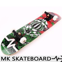 MK SKATEBOARD 2015 New Design Maple Skateboard Professional Leading Factory